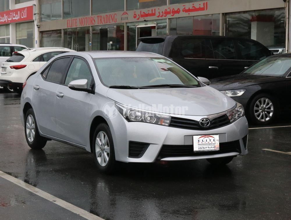 Used Toyota Corolla 1.6L XLI 2015