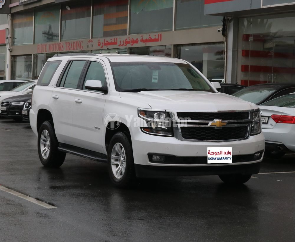 New Chevrolet Tahoe LT 2018
