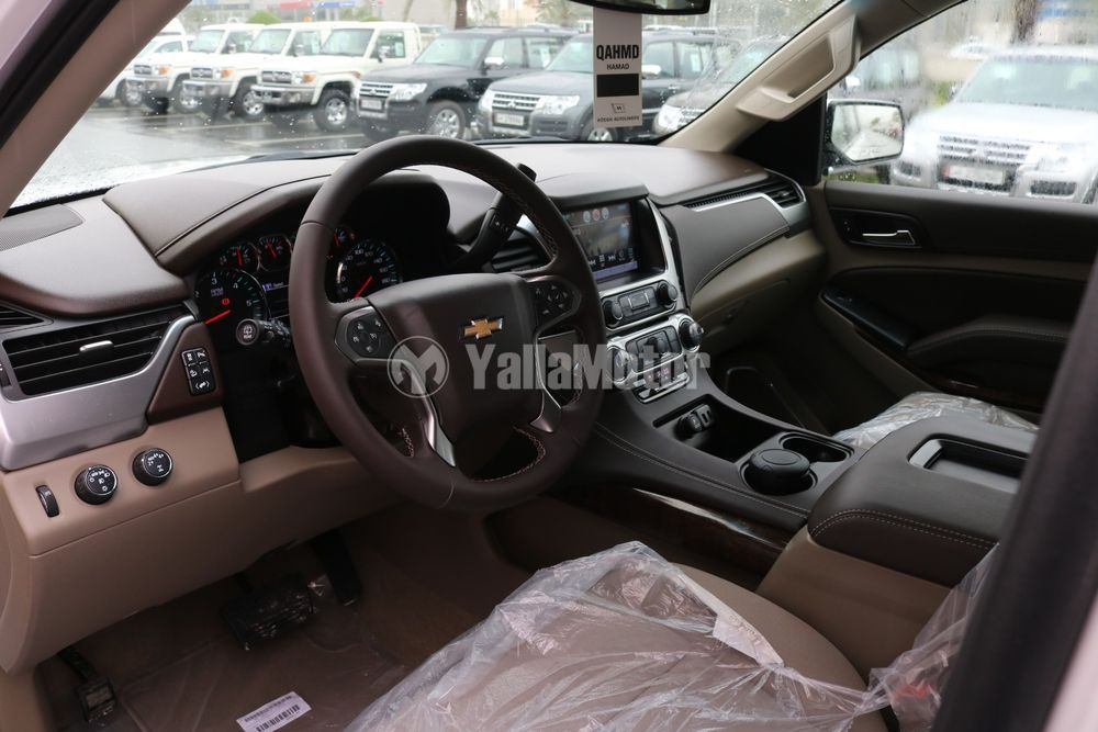 New Chevrolet Tahoe LT 2018