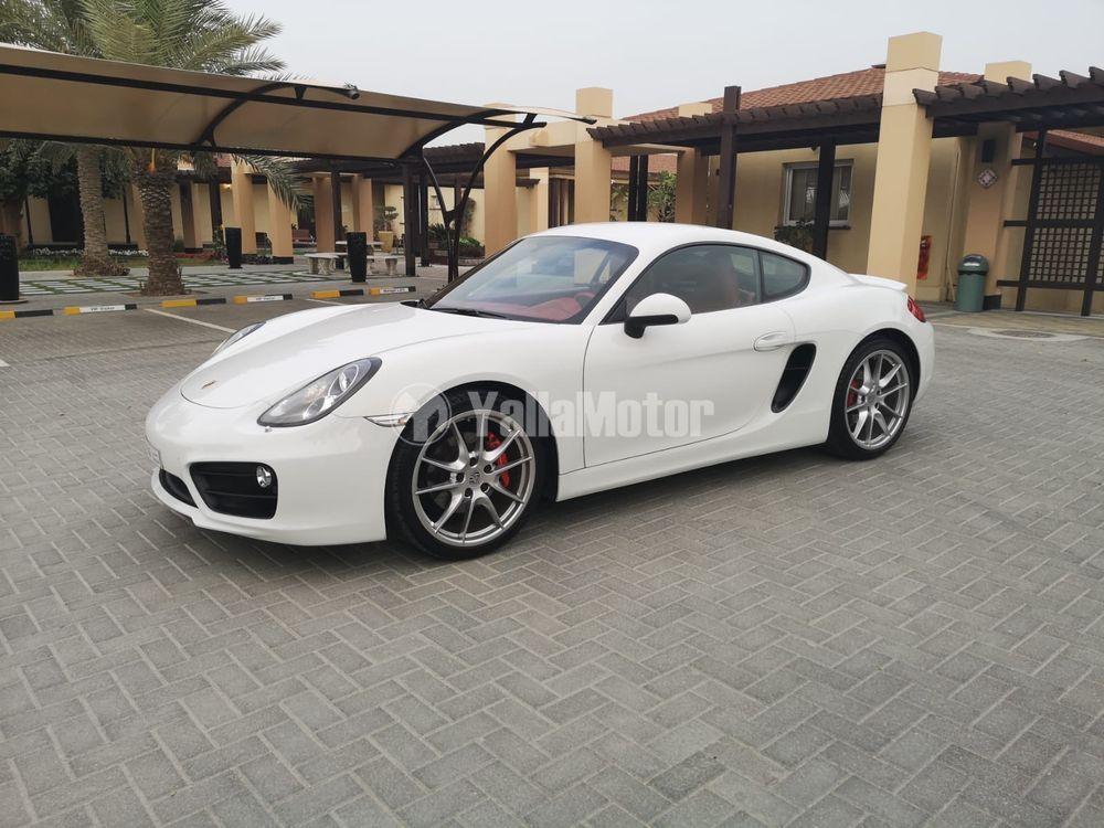 Used Porsche Cayman 2016