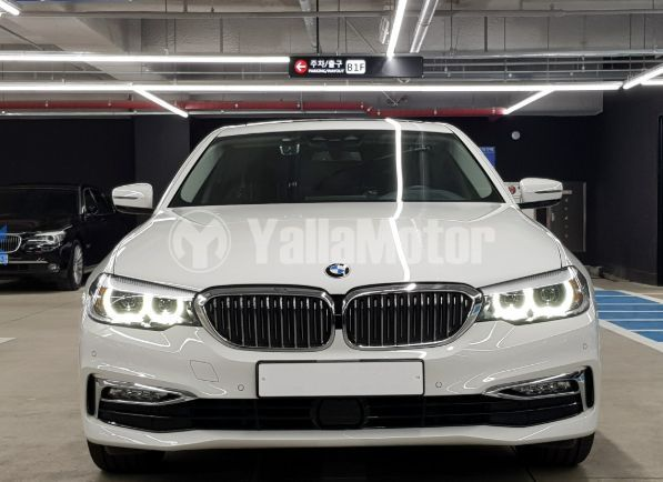 Used BMW 5 Series 520i 2018