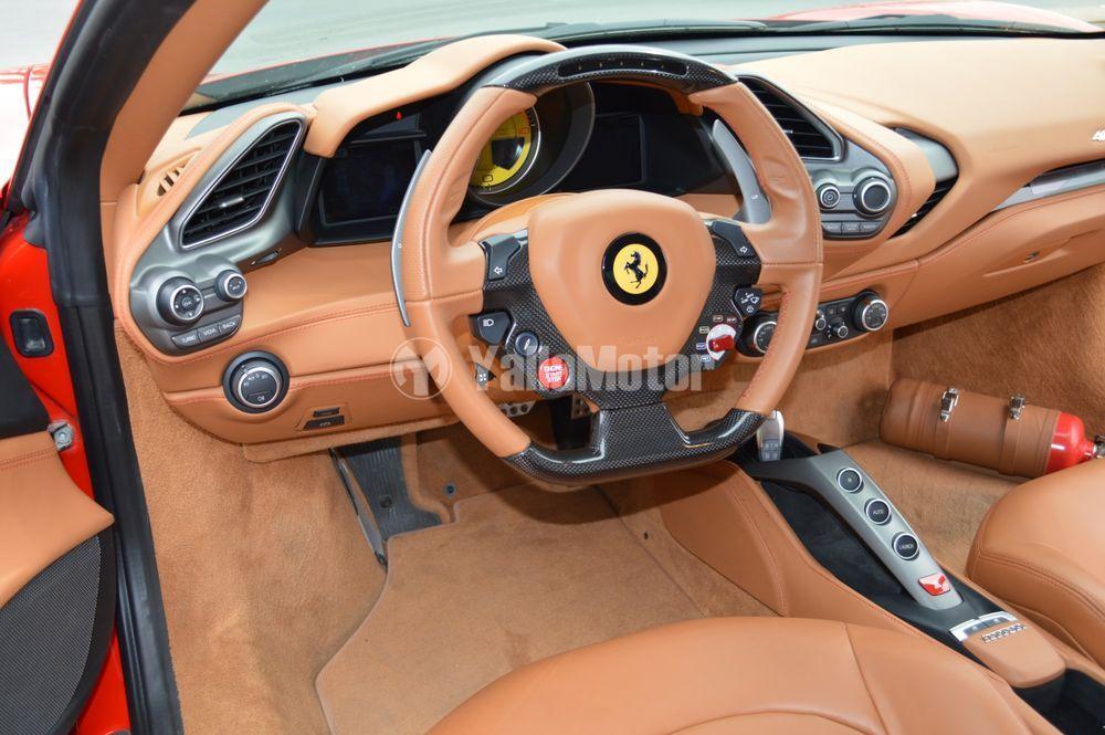 Used Ferrari 488 GTB 2017