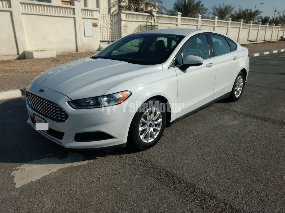 Used Ford Fusion 2.5L S 2016