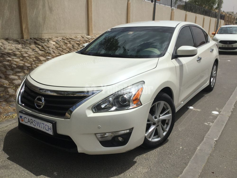 Used Nissan Altima 2014
