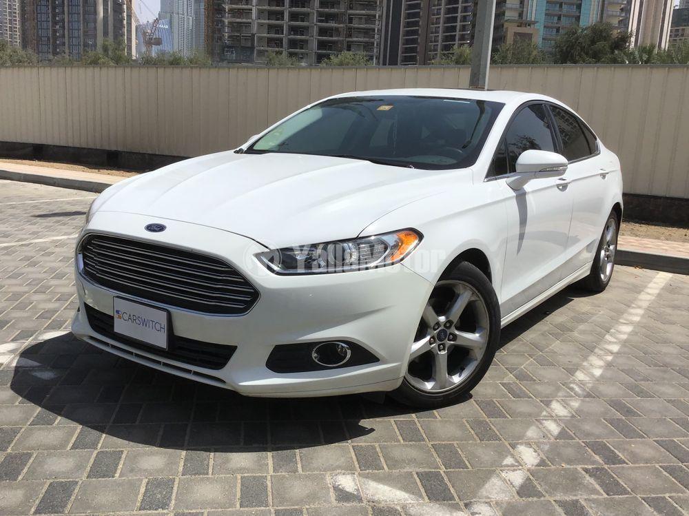 Used Ford Fusion 2015 883464 Yallamotor Com