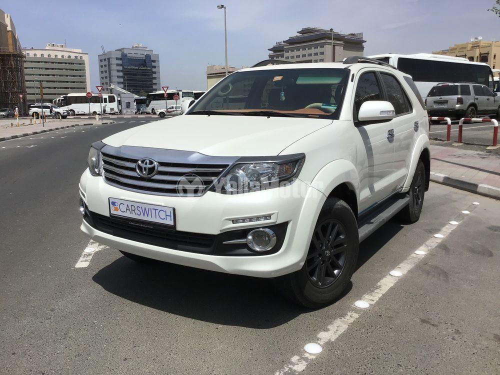 Used Toyota Fortuner 2015 (883506)   YallaMotor com