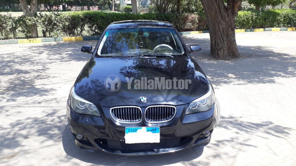 Used BMW 5 Series 2008