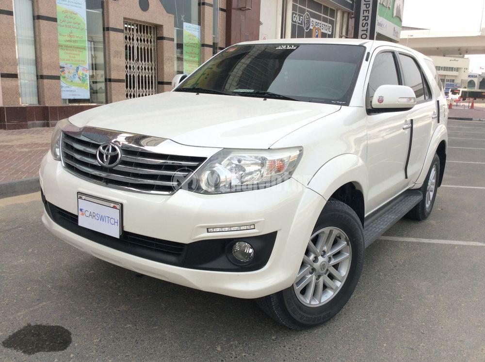 Used Toyota Fortuner 2015 (883753) | YallaMotor com