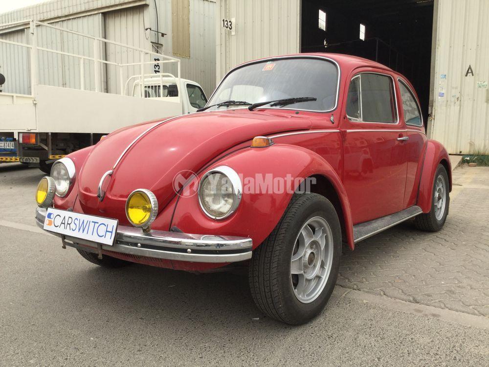 Used Volkswagen Beetle 1974