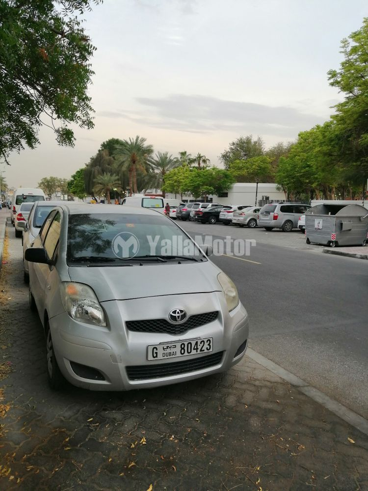 Used Toyota Yaris Hatchback 1.5L 2011