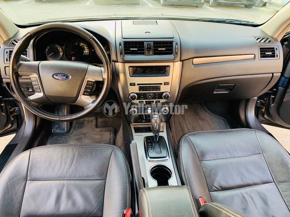 Used Ford Fusion 2.5L SE (Leather) 2012