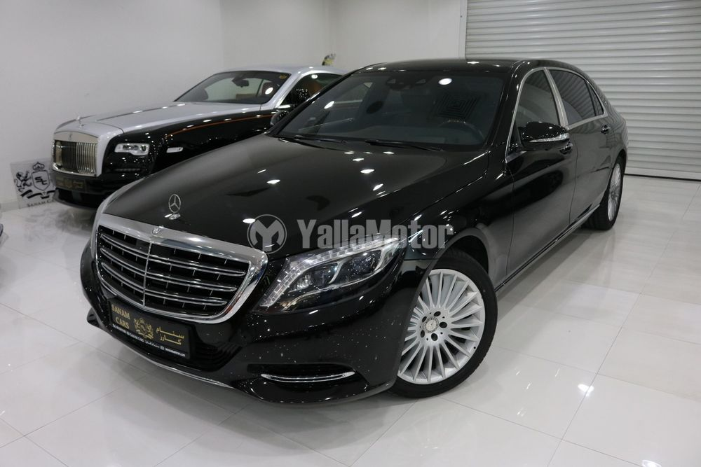 Used Mercedes-Benz S-Class S500 2016