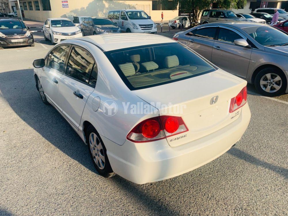 Used Honda Civic 1.8 VTi 2007