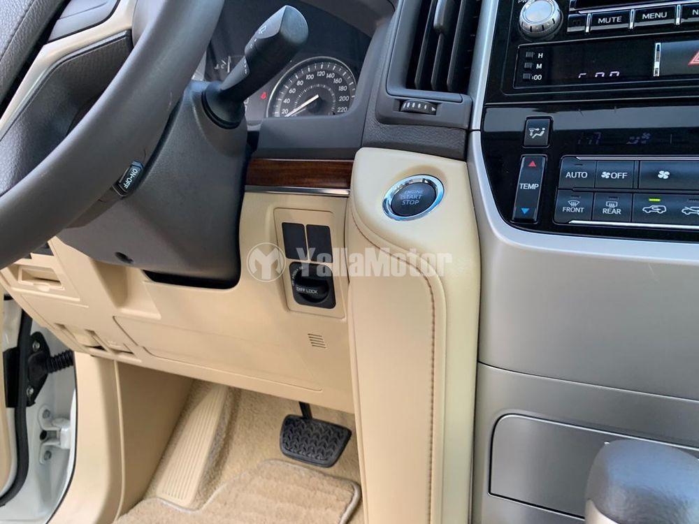 Used Toyota Land Cruiser  4.0 GXR 2016