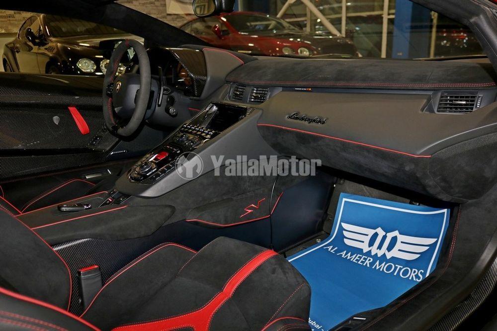 Used Lamborghini Aventador LP750-4 SV Coupe 2016