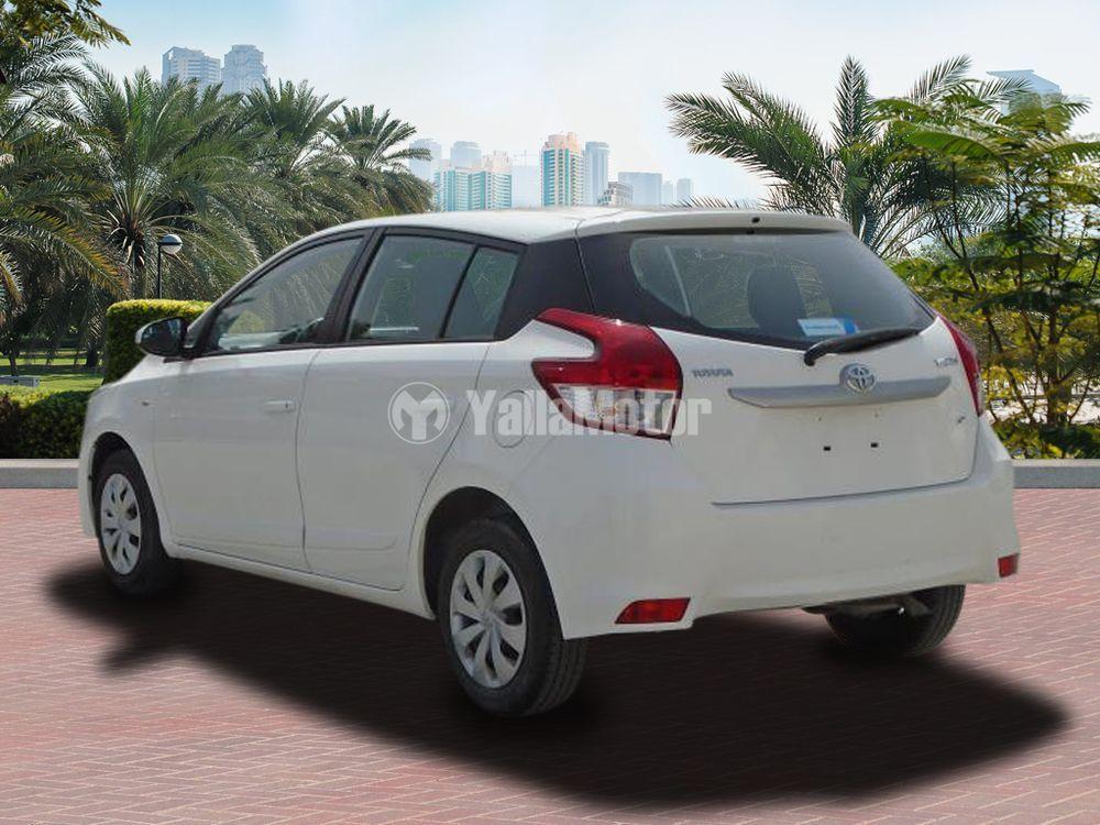 Used Toyota Yaris 2015