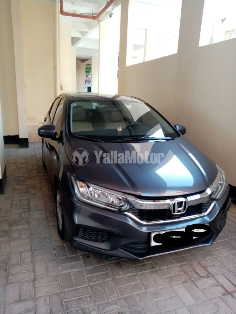 Used Honda City 2018