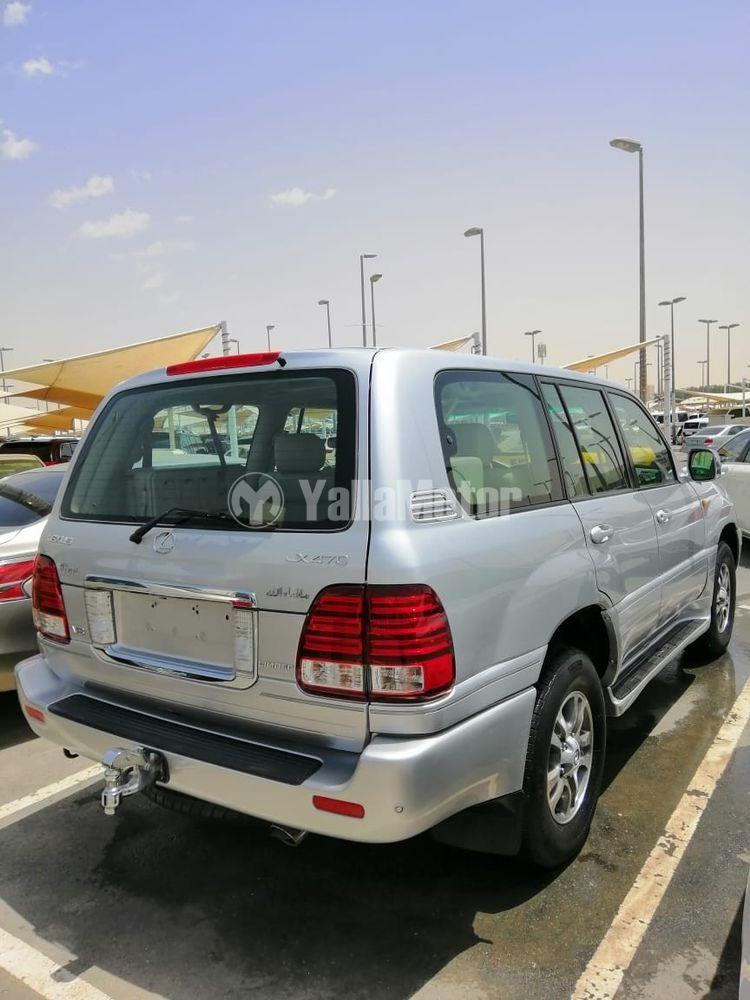 Used Lexus LX 470 2006 (885405) | YallaMotor com