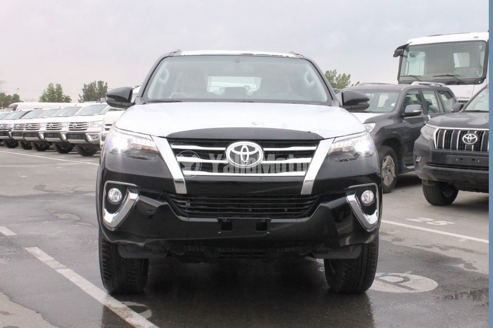 New Toyota Fortuner 2019