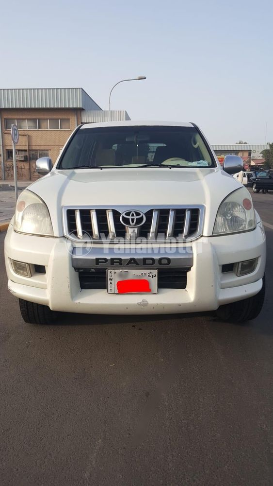 Used Toyota Land Cruiser Prado 2005
