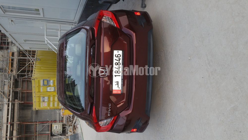 Used Honda Civic 1.6L DX  2017