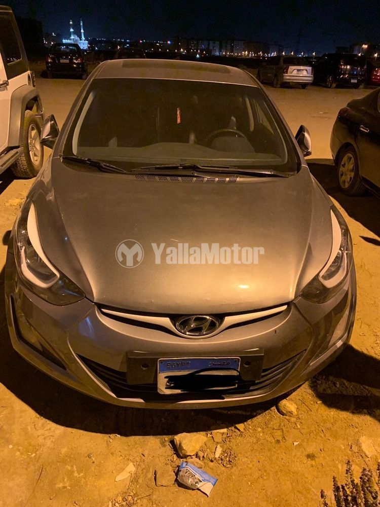 Used Hyundai Elantra 1.6L 2015