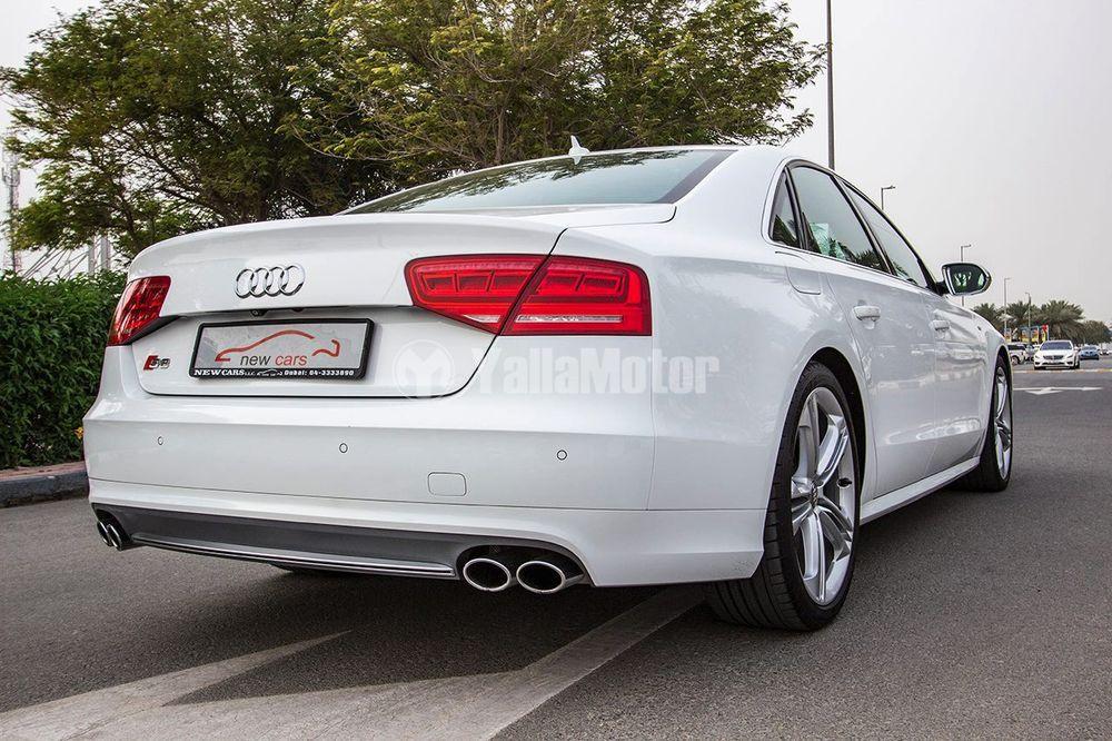 Used Audi S8  2014