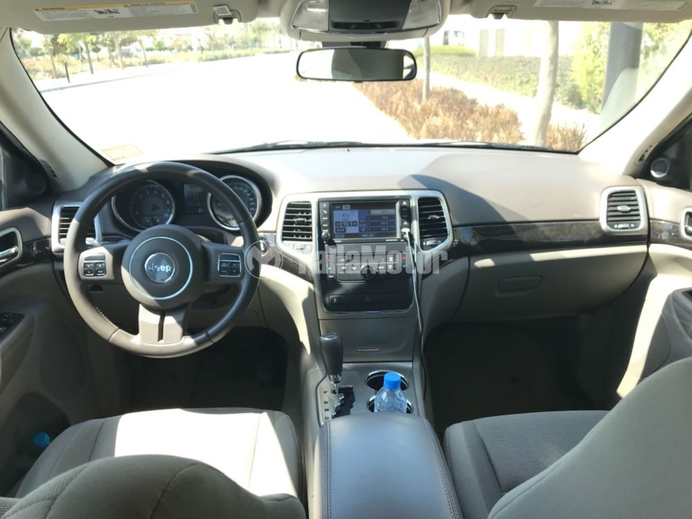 Used Jeep Grand Cherokee 3.6L Laredo 2012