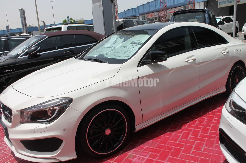 Used Mercedes-Benz CLA-Class 2015