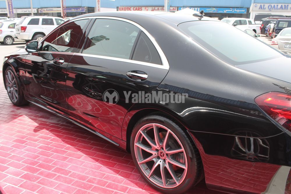 Used Mercedes-Benz S-Class 2018