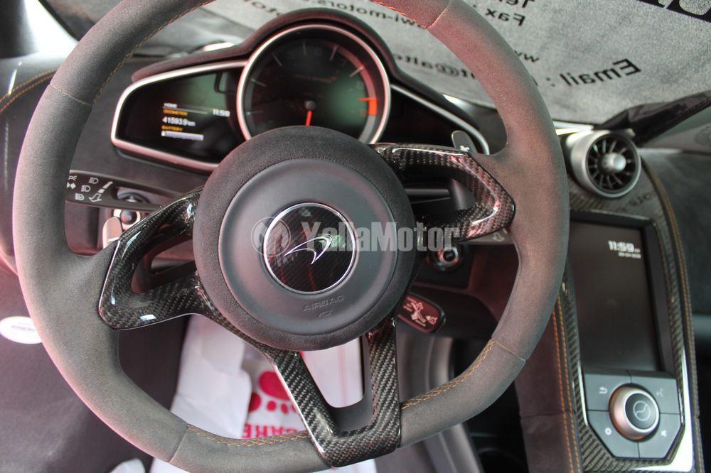 Used McLaren 650S Spyder 2015