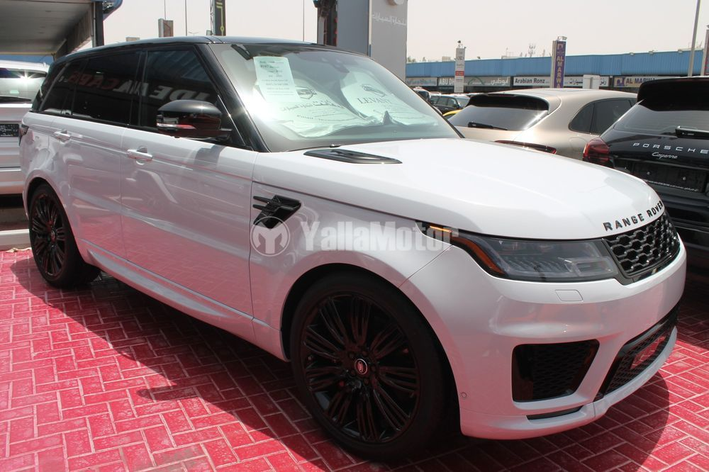 Used Land Rover Range Rover Sport Supercharged 2019