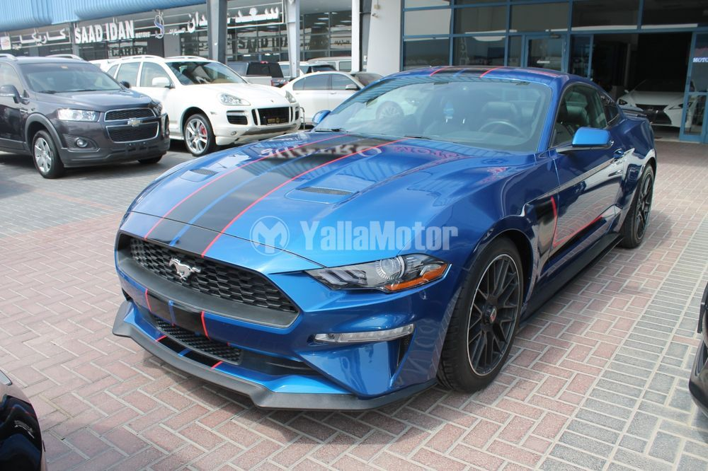 Used Ford Mustang 2 3l Ecoboost Fastback Premium 2018 881312
