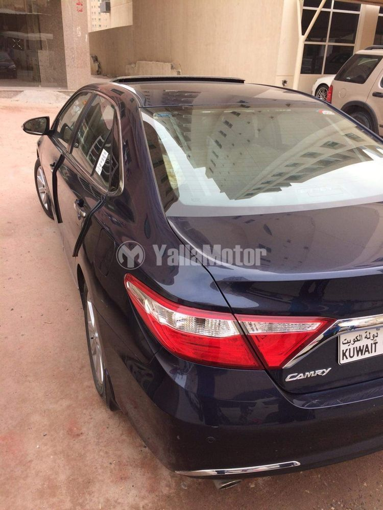 Used Toyota Camry 2017
