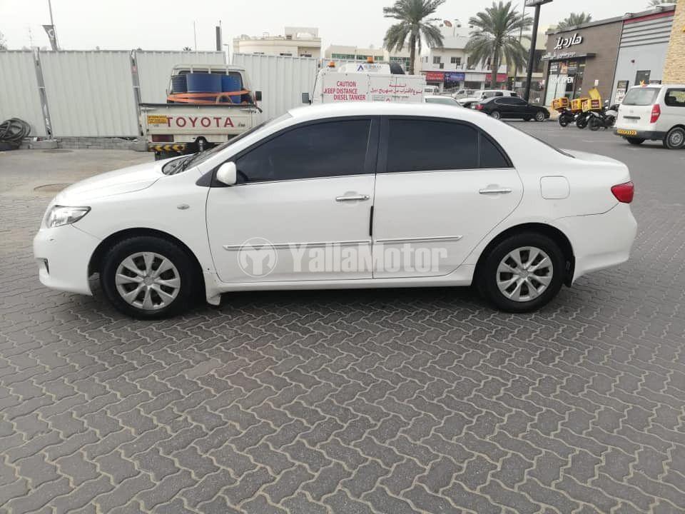 Used Toyota Corolla >> Used Toyota Corolla 1 8l 2008 882306 Yallamotor Com
