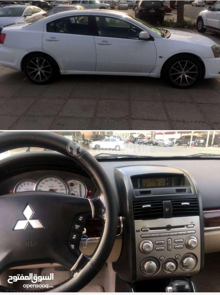 Used Mitsubishi Galant 3.8L 2011
