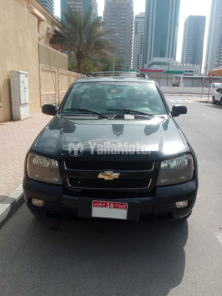 used chevrolet trailblazer ltz 4wd z71 2007  867879