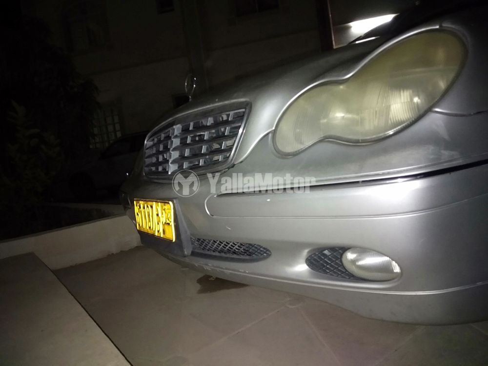 Used Mercedes-Benz C-Class 2001
