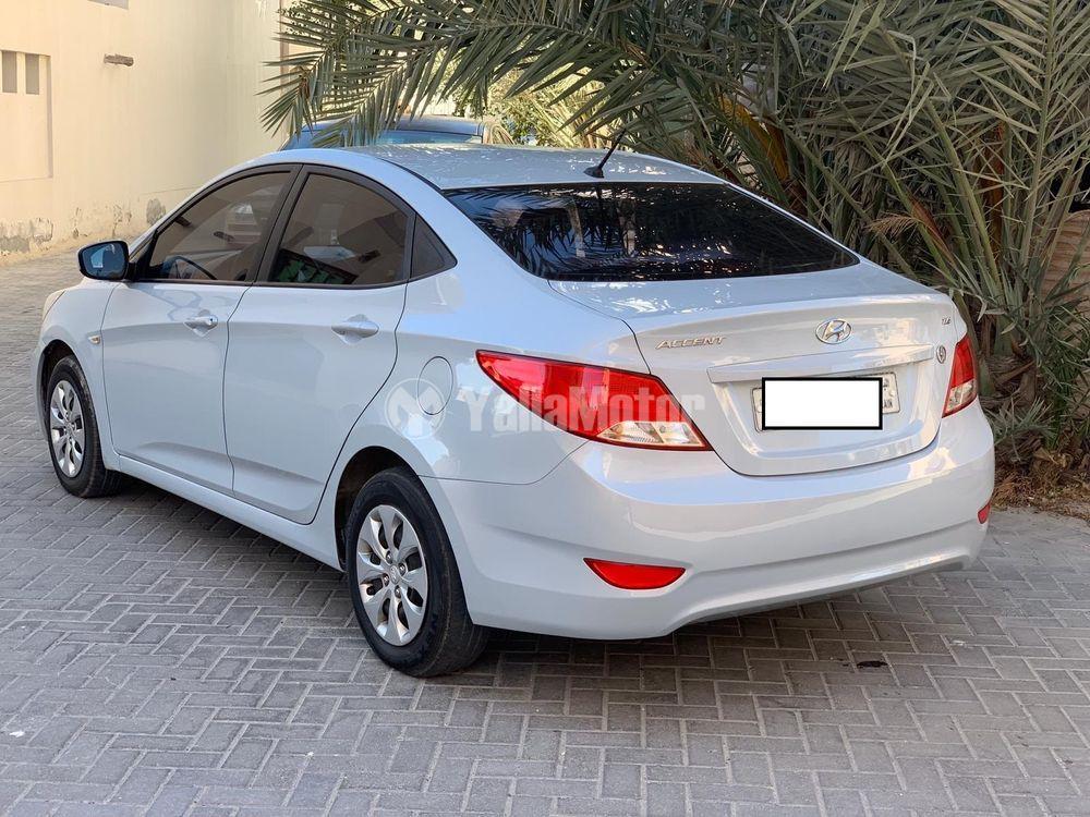 Used Hyundai Accent 1.6L 2016