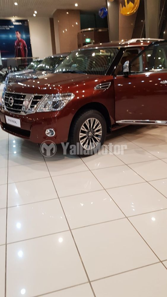 New Nissan Patrol 4.0L SE (Mid Option) 2019