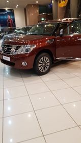 Nissan Patrol Price in Kuwait - New Nissan Patrol Photos and Specs