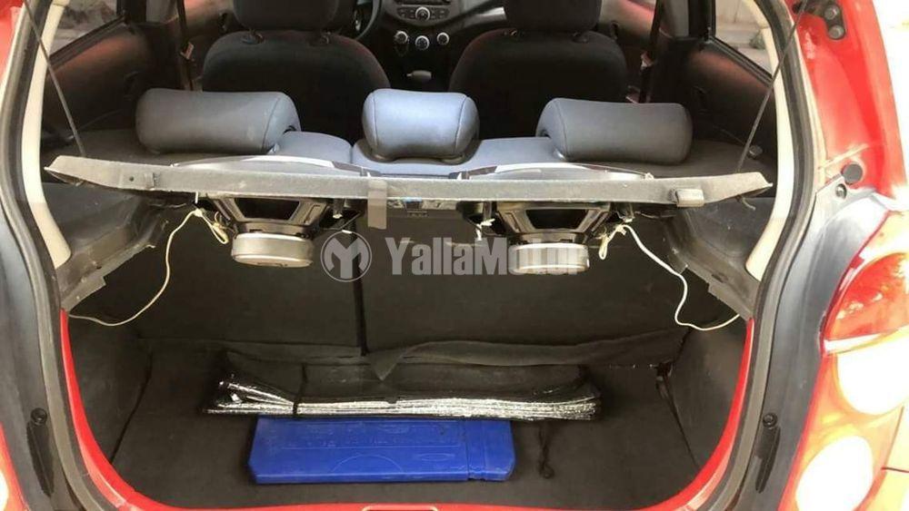 New Chevrolet Spark 2013