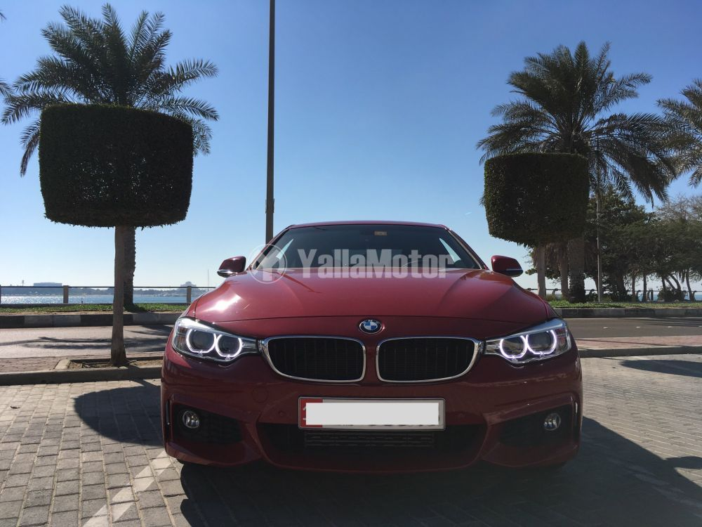 Used BMW 4 Series Coupe 420i 2016