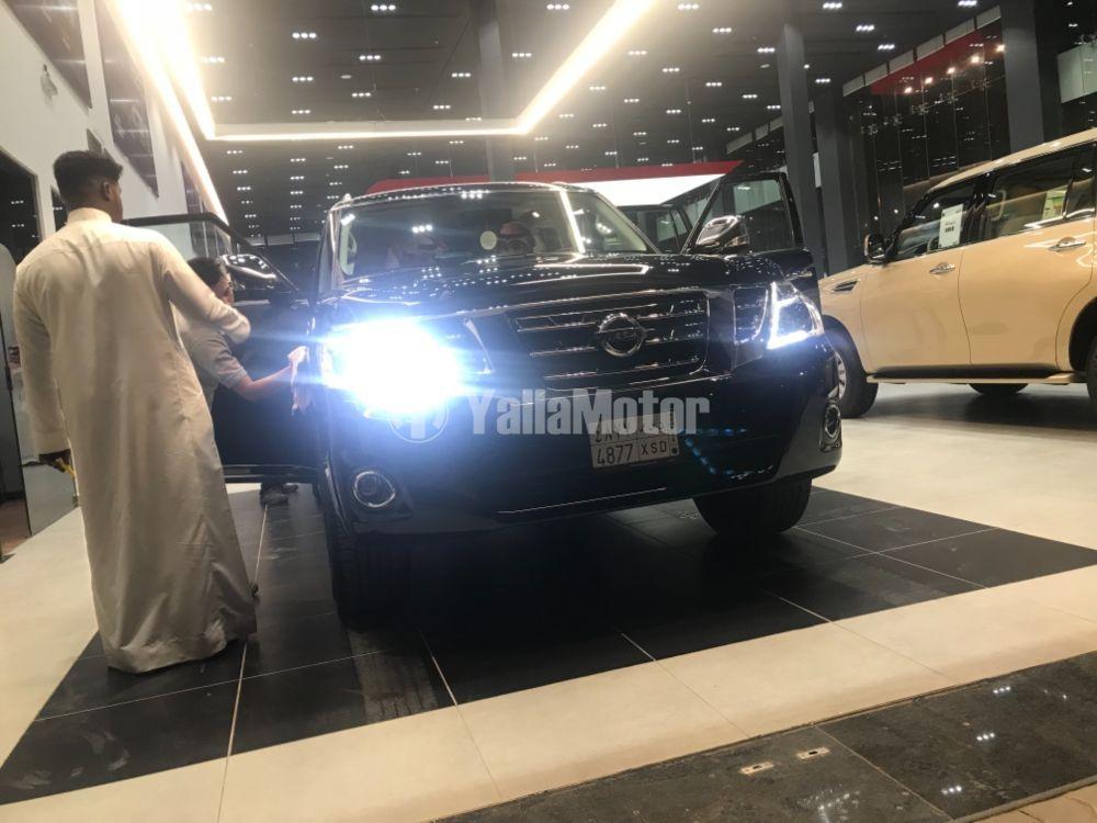 Used Nissan Patrol 4.0L SE (Full Option) 2018