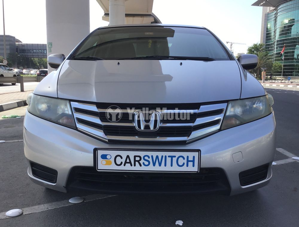 Used Honda City 2013
