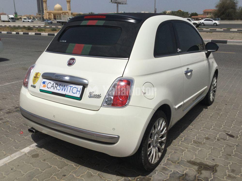 Used Fiat 500 2013