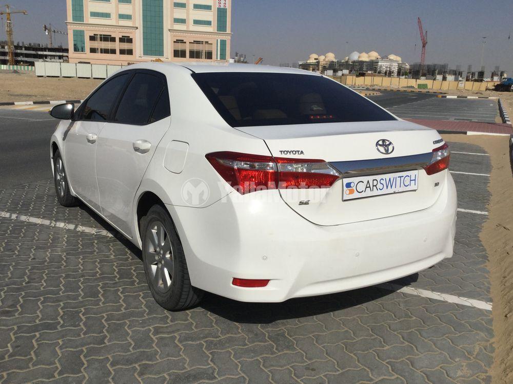 Used Toyota Corolla 2015