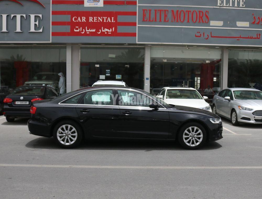 Used Audi A6 2.0L (180 HP) 2015