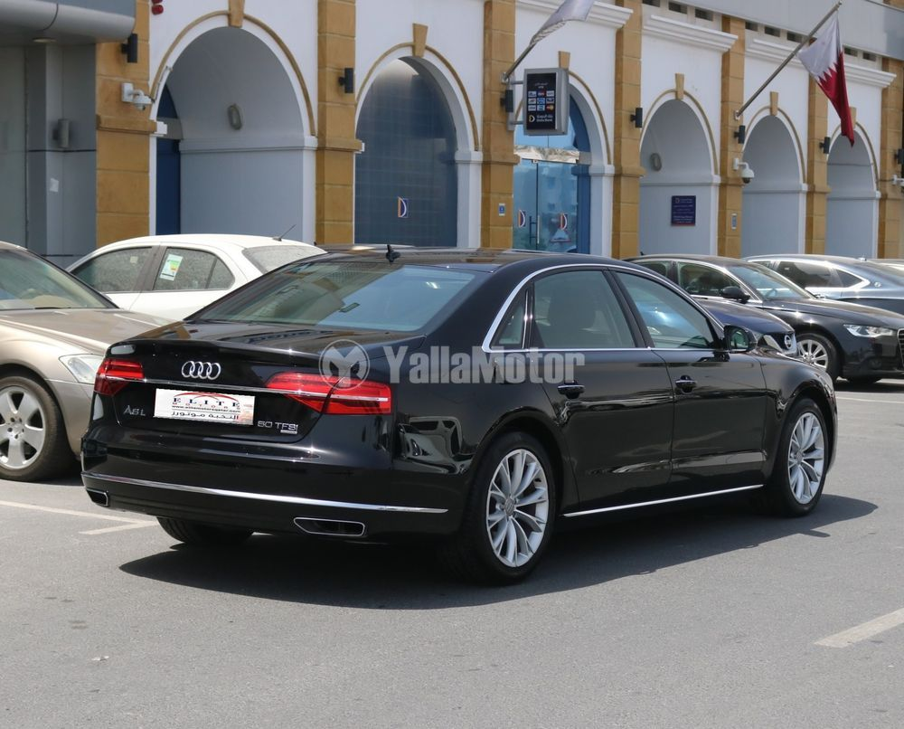 Used Audi A8 L 2017