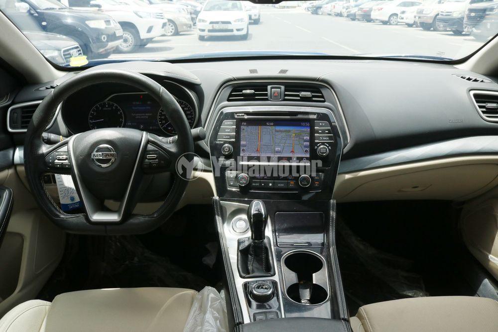 Used Nissan Maxima S 2017